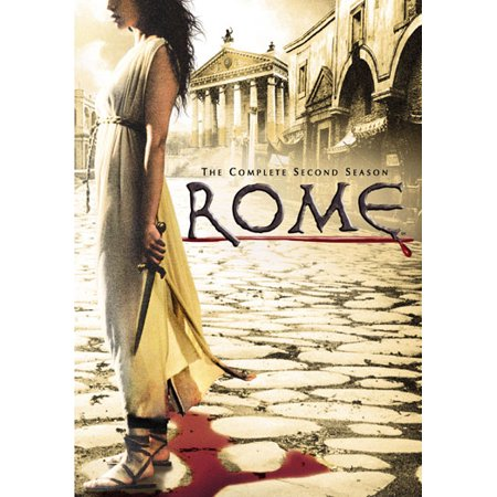 Rome Complete 2Nd Season  Dvd Ws 5 Disc Eng Fr Sp Sub   Hbo Home Video
