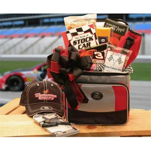 And The Race Is On Nascar Lovers Gift Chest- Large- 85181