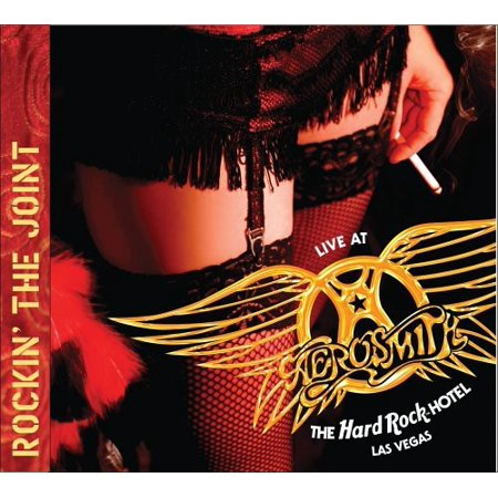 Rockin the Joint [Live at the Hard Rock Cafe] (CD)](Halloween Hard Rock Songs)