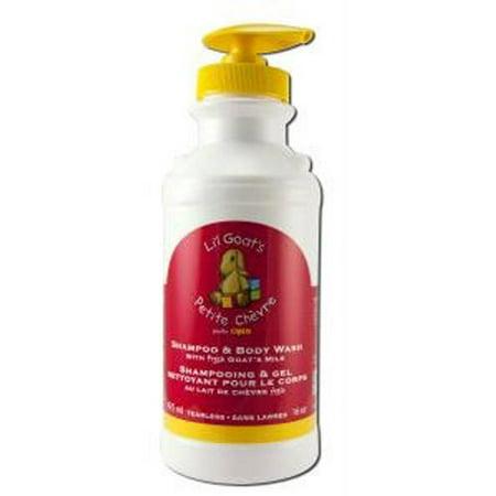 Canus Li'l lait de chèvre Baby Care Shampooing / Wash 1, 16 oz