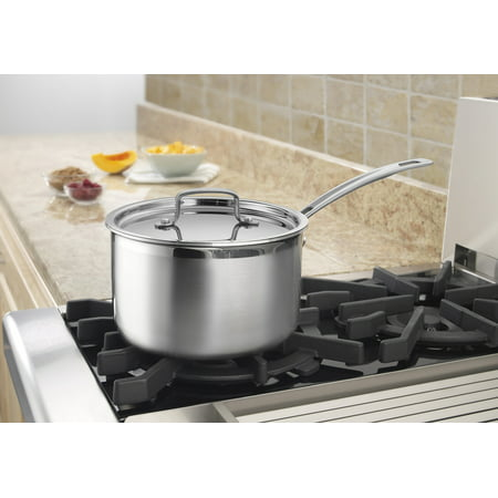 MultiClad Pro Stainless Triple Ply 4-Quart Saucepan