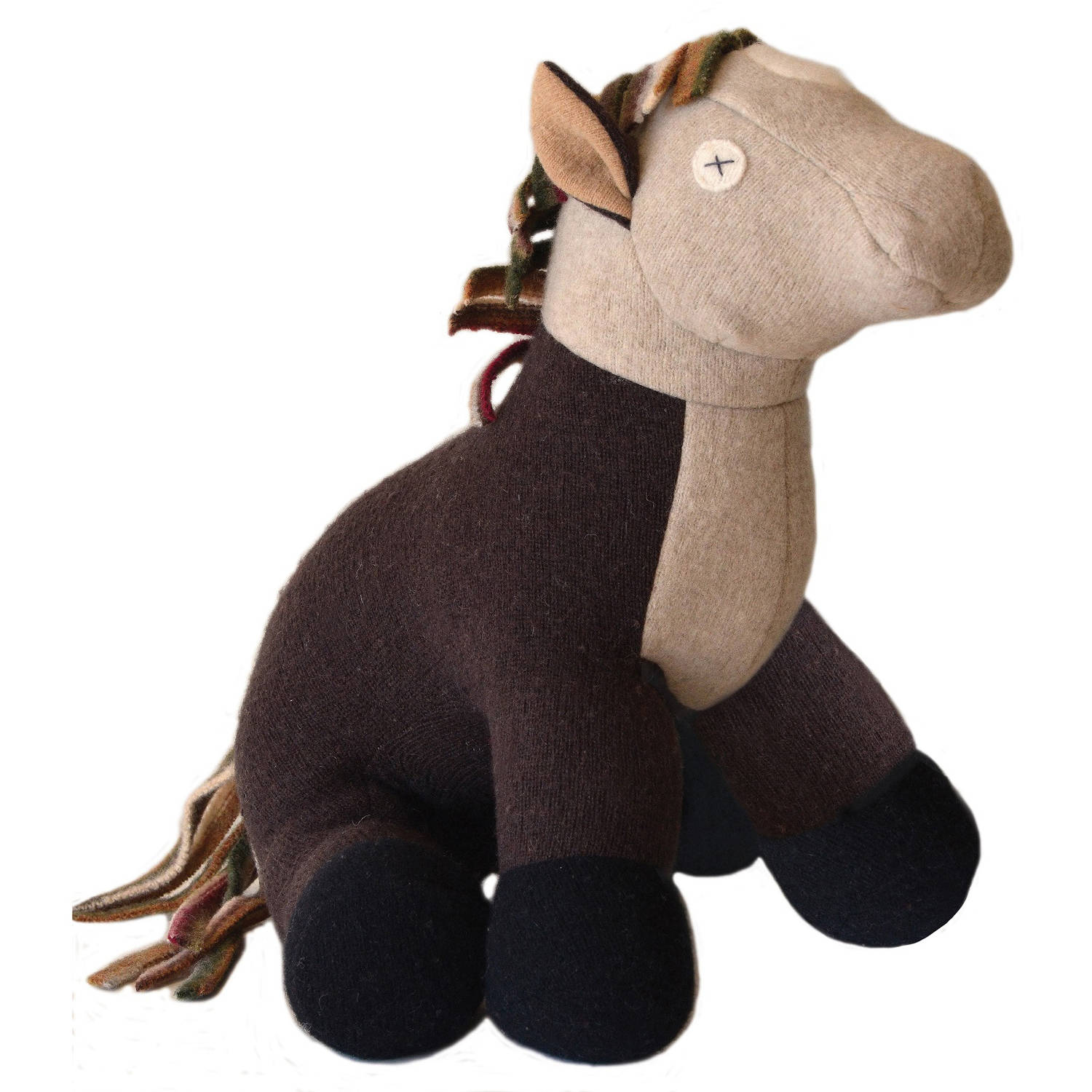 Cate and Levi Horse Stuffed Animal by Cate %26 Levi