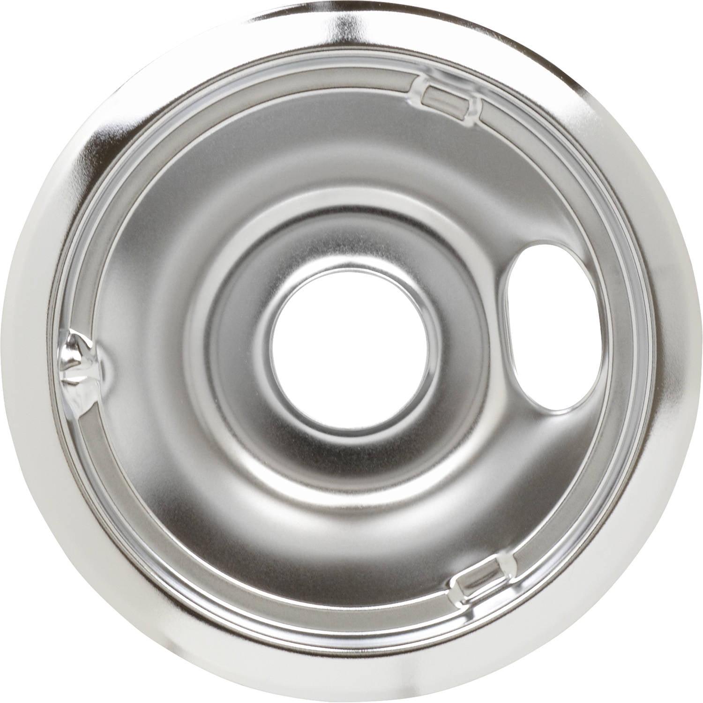WB32X106 WB32X107 Range Burner Drip Pan Bowl Bib Set for GE