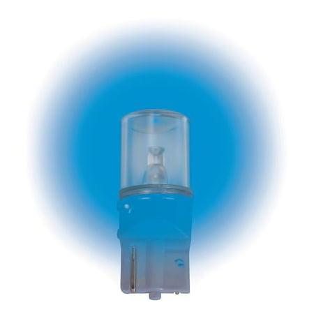 LUMAPRO 2FNN2 Miniature LED Bulb,LM1012WB,T3 1/4,12V