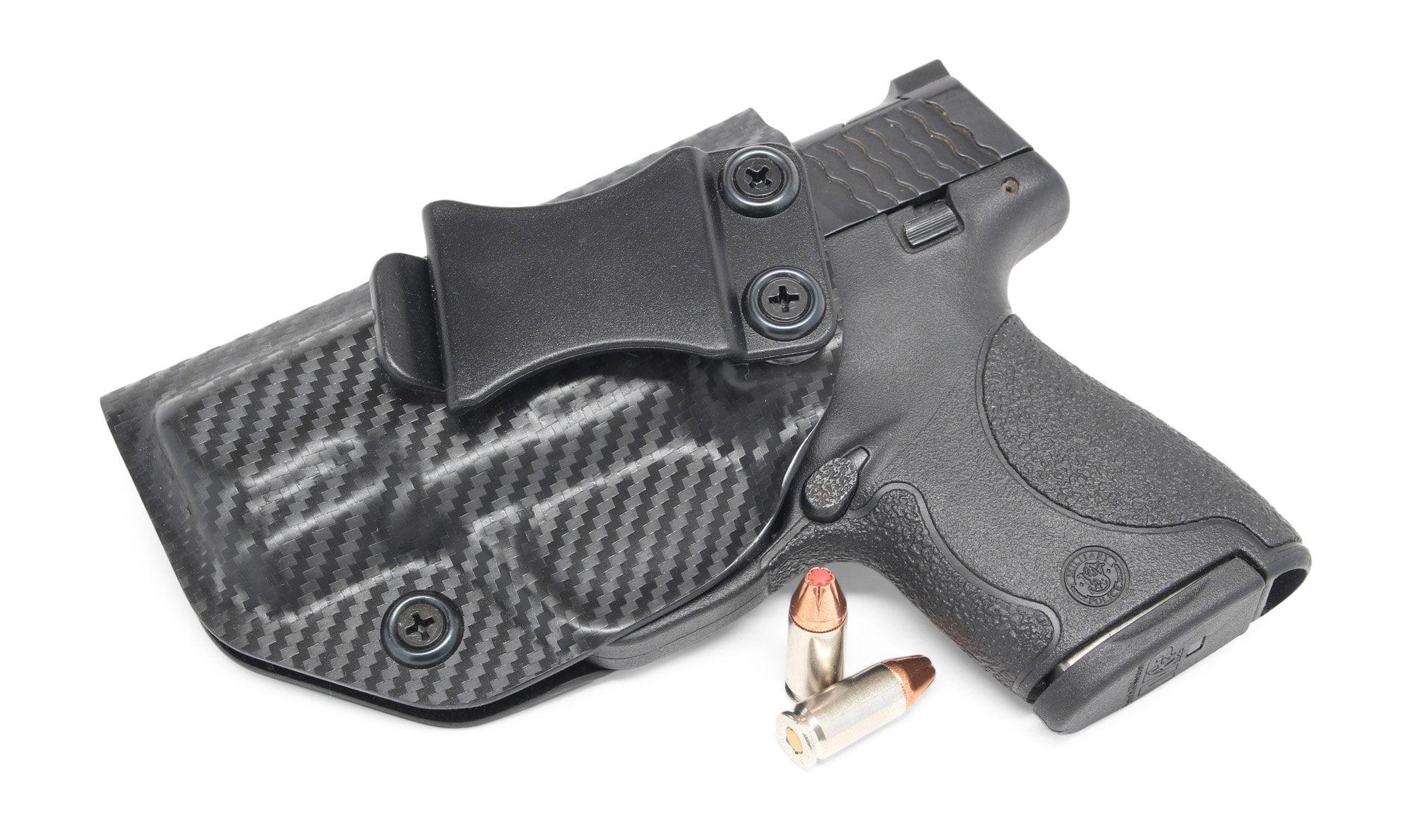 Concealment Express: S&W M&P Shield 9/40 KYDEX IWB Gun Holster