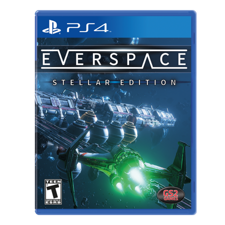 EVERSPACE Stellar Edition, GS2 Games, PlayStation 4, 850007037055
