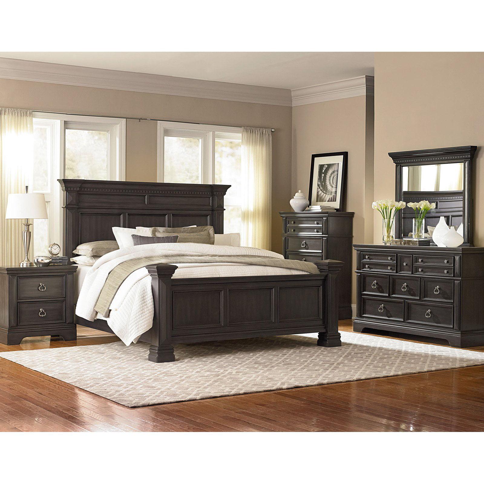 Standard Furniture Garrison Queen Panel Bed
