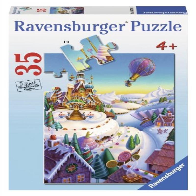 Ravensburger Land of Candy Puzzle (35-Piece) by