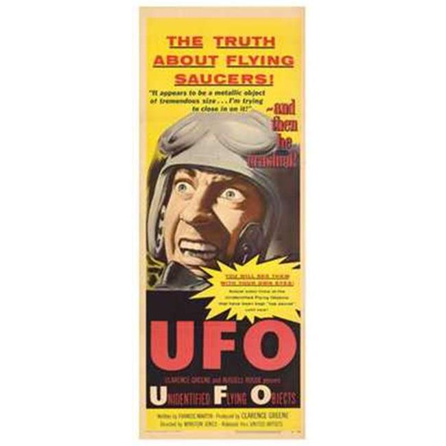 Posterazzi MOV195373 Unidentified Flying Objects the True Story Movie Poster - 11 x 17 in. - image 1 de 1