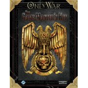 Only War: Game Master's Kit Multi-Colored