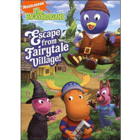 The Backyardigans: Escape From Fairytale Village (Full Frame)