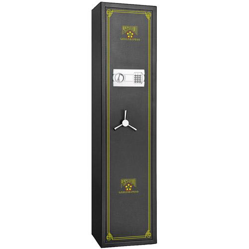 Paragon Digital Lock 5-Gun Rifle Safe