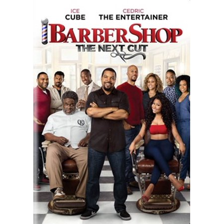 Barbershop: The Next Cut - Next Halloween Movie