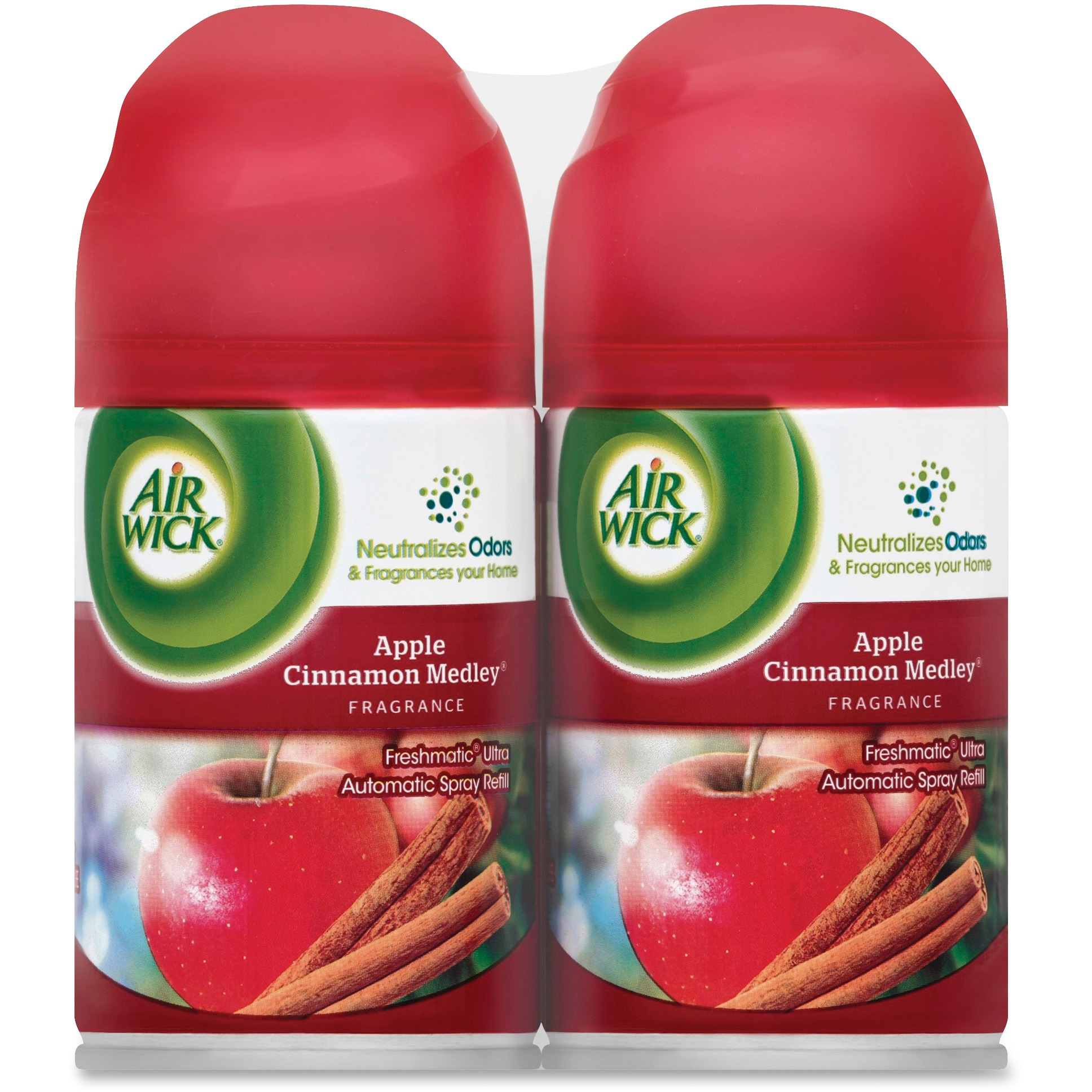 Airwick Apple/Cinn Scent Refill