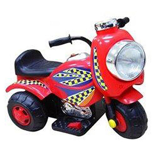 New Star Jungle Racer Sit In 6 Volt Ride On