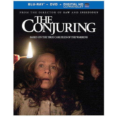 The Conjuring (Blu-ray) (With INSTAWATCH)