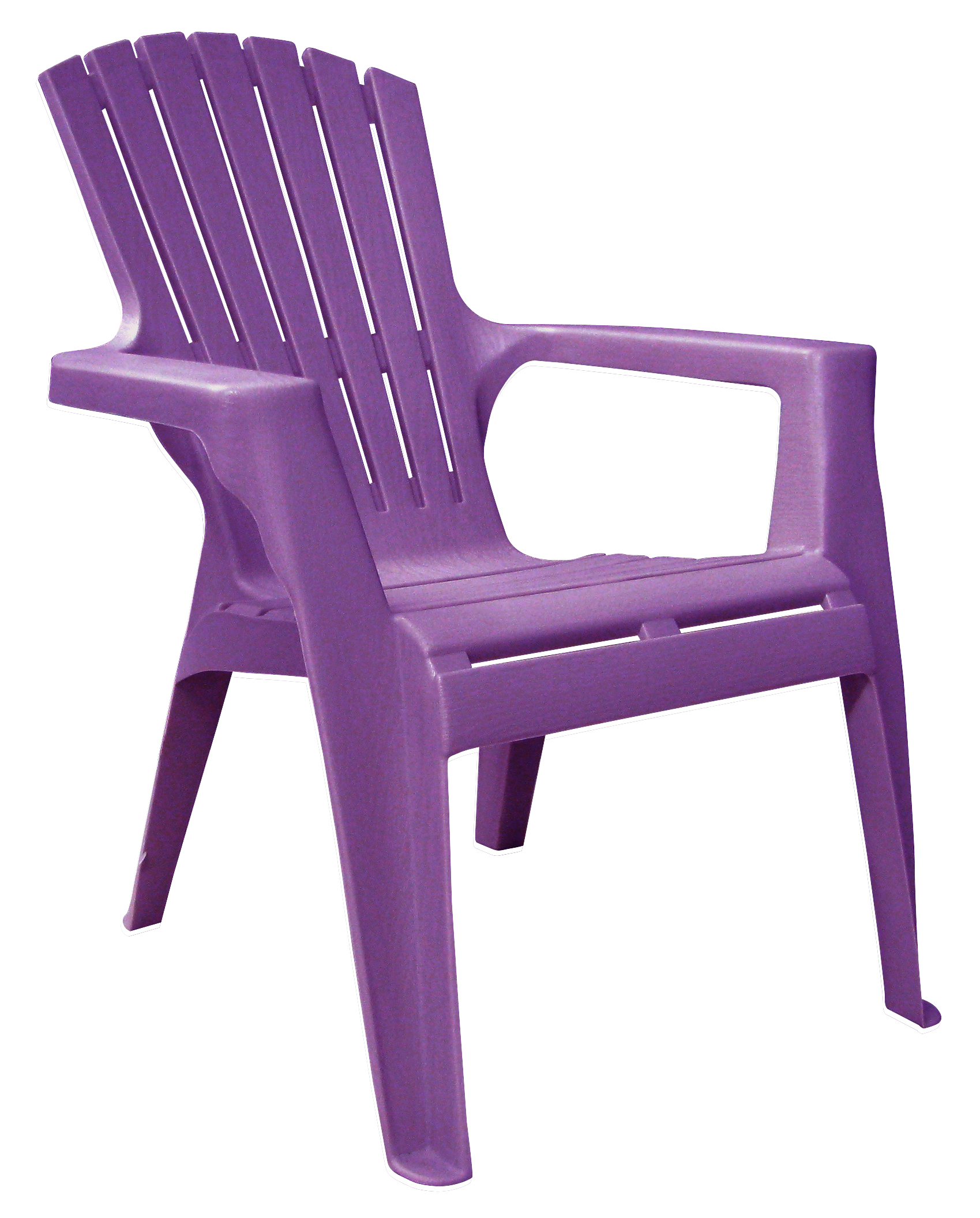 Adams Manufacturing Kids' Adirondack Chair Bright Violet by Adams Manufacturing