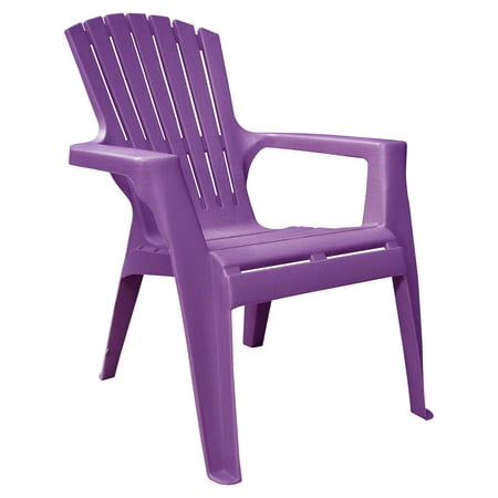 Image of Adams Manufacturing Kids' Adirondack Chair - Bright Violet