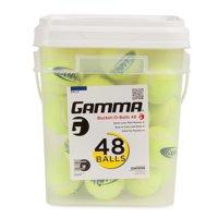 GAMMA Sports Bucket-o-Balls Tennis