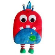Sassafras 3575AL Kiddy Bop Bags Space Monster Backpack