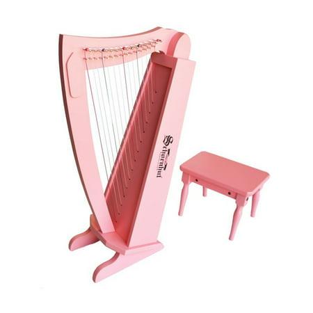 Davitas Harp (Schoenhut 15 String Harp w/)