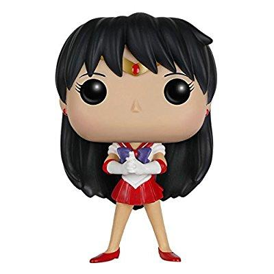 funko pop anime: sailor moon - sailor mars action figure