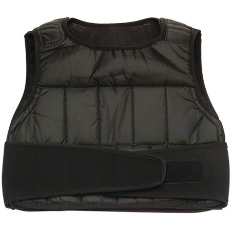 GoFit Adjustable 40-lb Unisex Weighted Vest