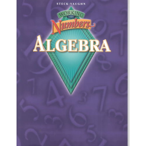 Working With Numbers: Algebra