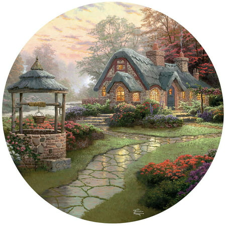 Ceaco® Make a Wish Cottage Jigsaw - Make Your Own Puzzles