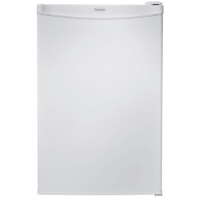 Danby 3.2 cu ft Upright Freezer, White by Overstock