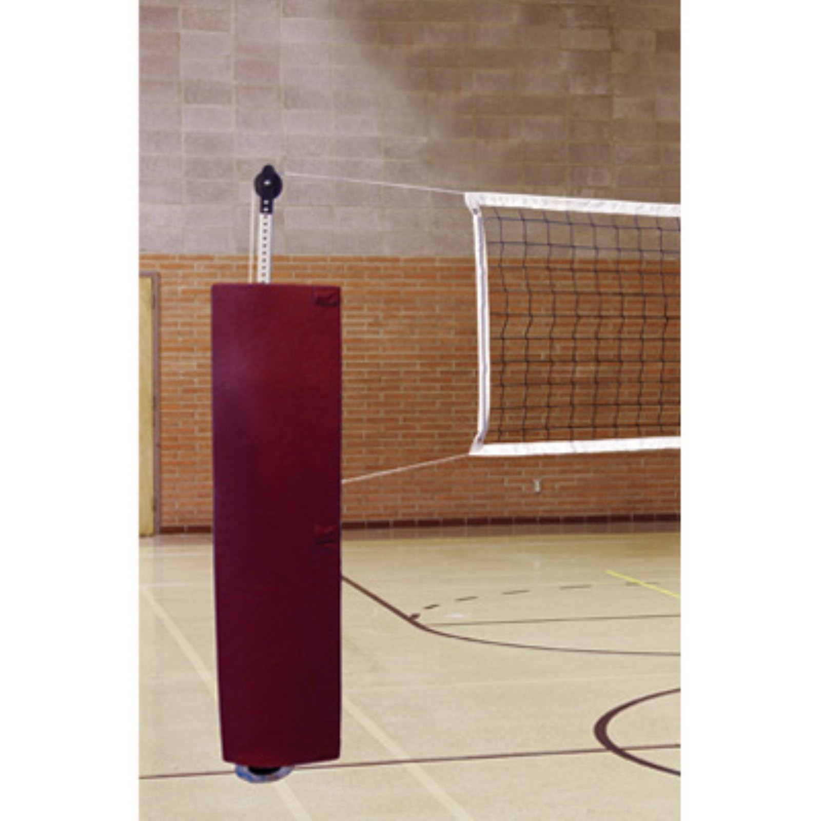First Team QuickSet Steel Indoor/Outdoor Volleyball Set