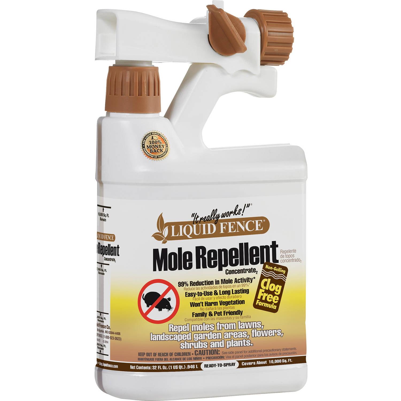 Liquid Fence Mole Repellent Ready-to-Spray, 32 oz