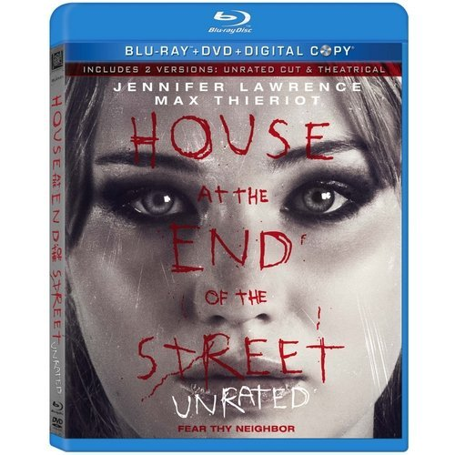 House At The End Of The Street (Unrated) (Blu-ray + DVD) (With INSTAWATCH) (Widescreen)