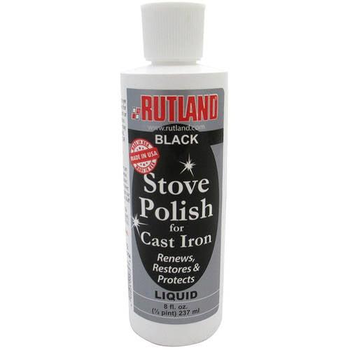 Liquid Stove and Grill Polish, 8 fl oz Bottle