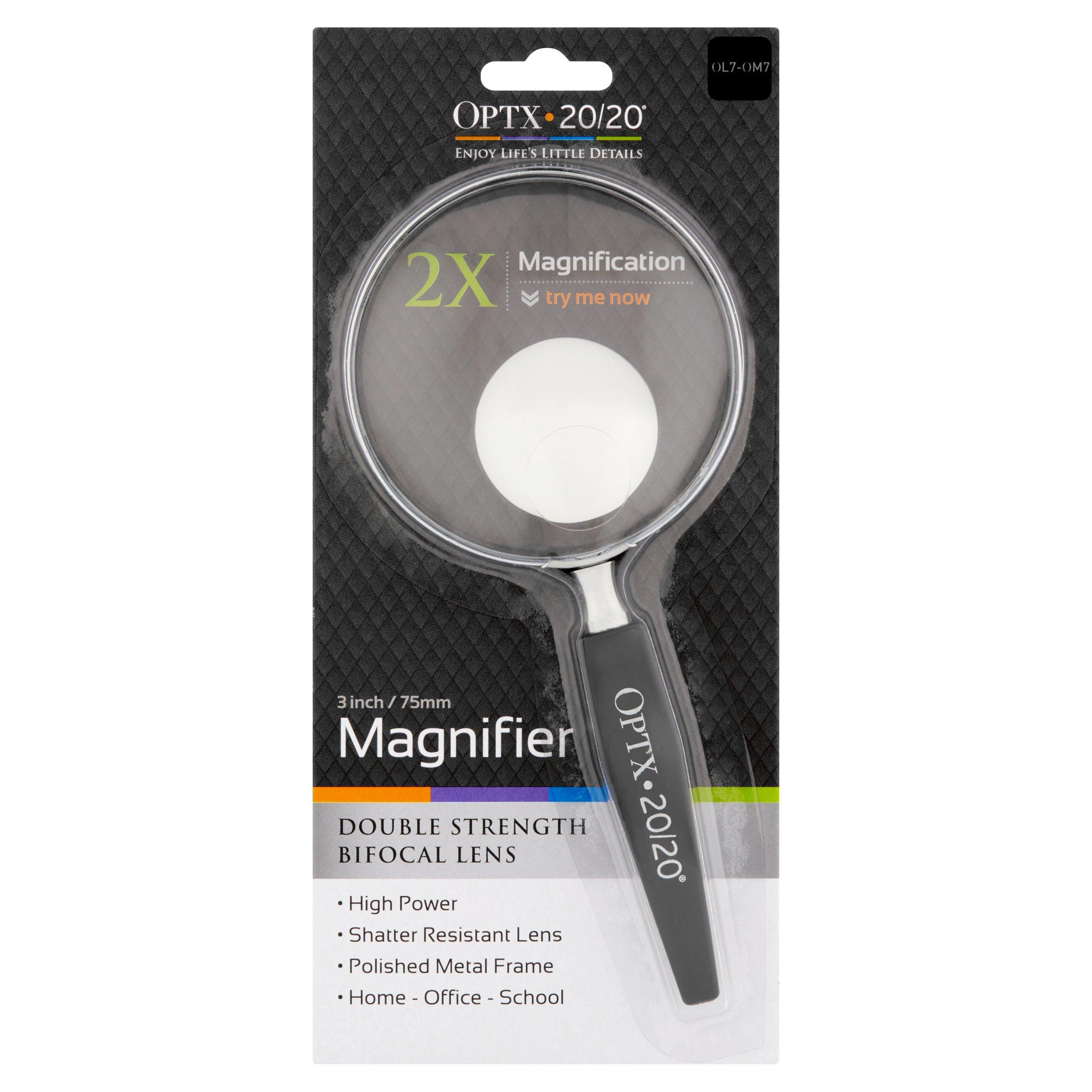 Optx 20/20 OL7-OM7 Magnifier