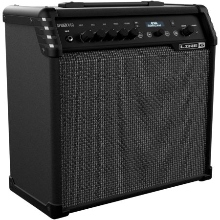 - Line 6 Spider V 60 60W 1x10 Guitar Combo Amp