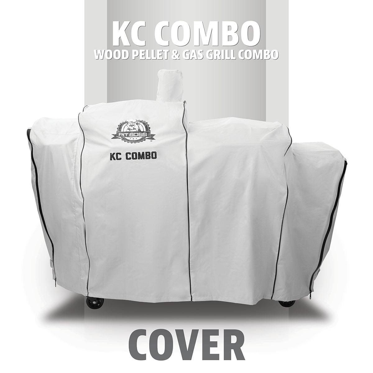 Fits KC Combo Platinum Series 73301 Pit Boss Platinum KC Combo Grill Cover