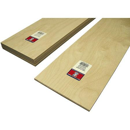 "Plywood Slat, 6"" x .25"" x 36"""