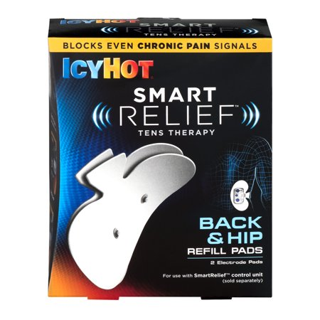 Icy Hot Smart Relief Tens Therapy Back Amp Hip Refill Pads
