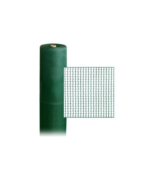 Tex Reinforced Polypropylene Square Mesh Fences (Blue) by Fall Line