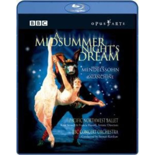 F. Mendelssohn - Midsummer Night's [BLU-RAY]