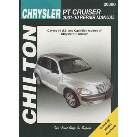Chilton's Chrysler PT Cruiser 2001-10 Repair Manual