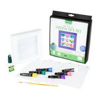 Crayola Signature Shadow Box Kit