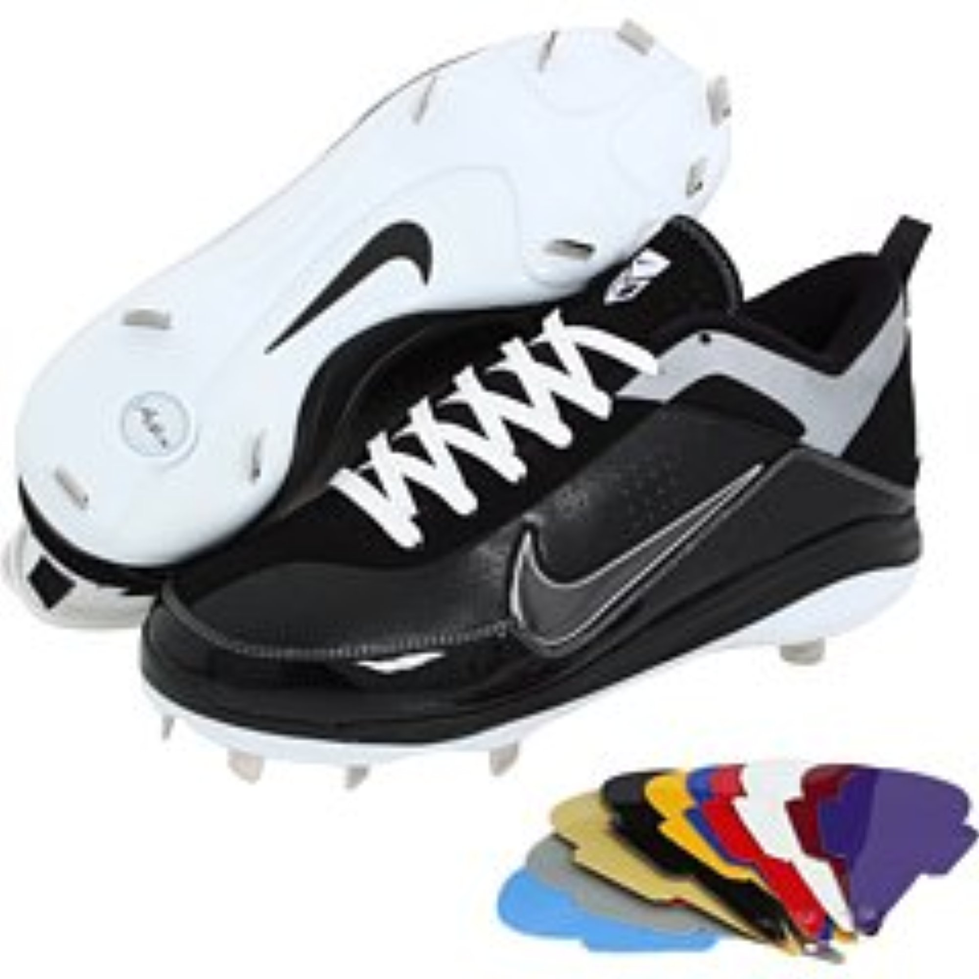 Nike AIR Show Elite 2 (Mens), Baseball Cleats - Size 10