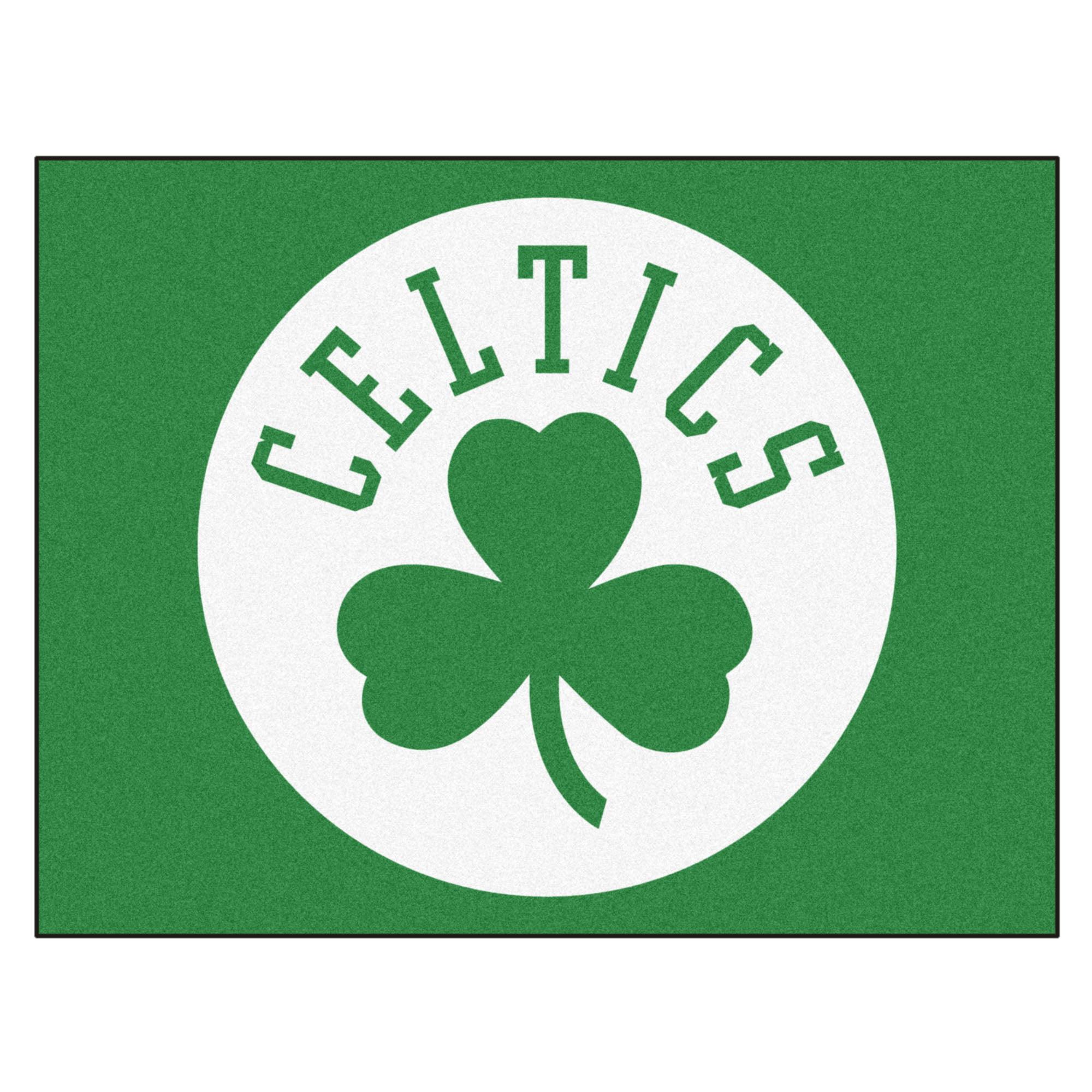 """NBA - Boston Celtics All-Star Mat 33.75""""x42.5"""""""