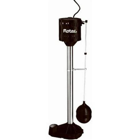 Pentair Water 235818 0.33 HP Cast Iron Pedestal Sump Pump Cast Iron Pedestal Sump Pump