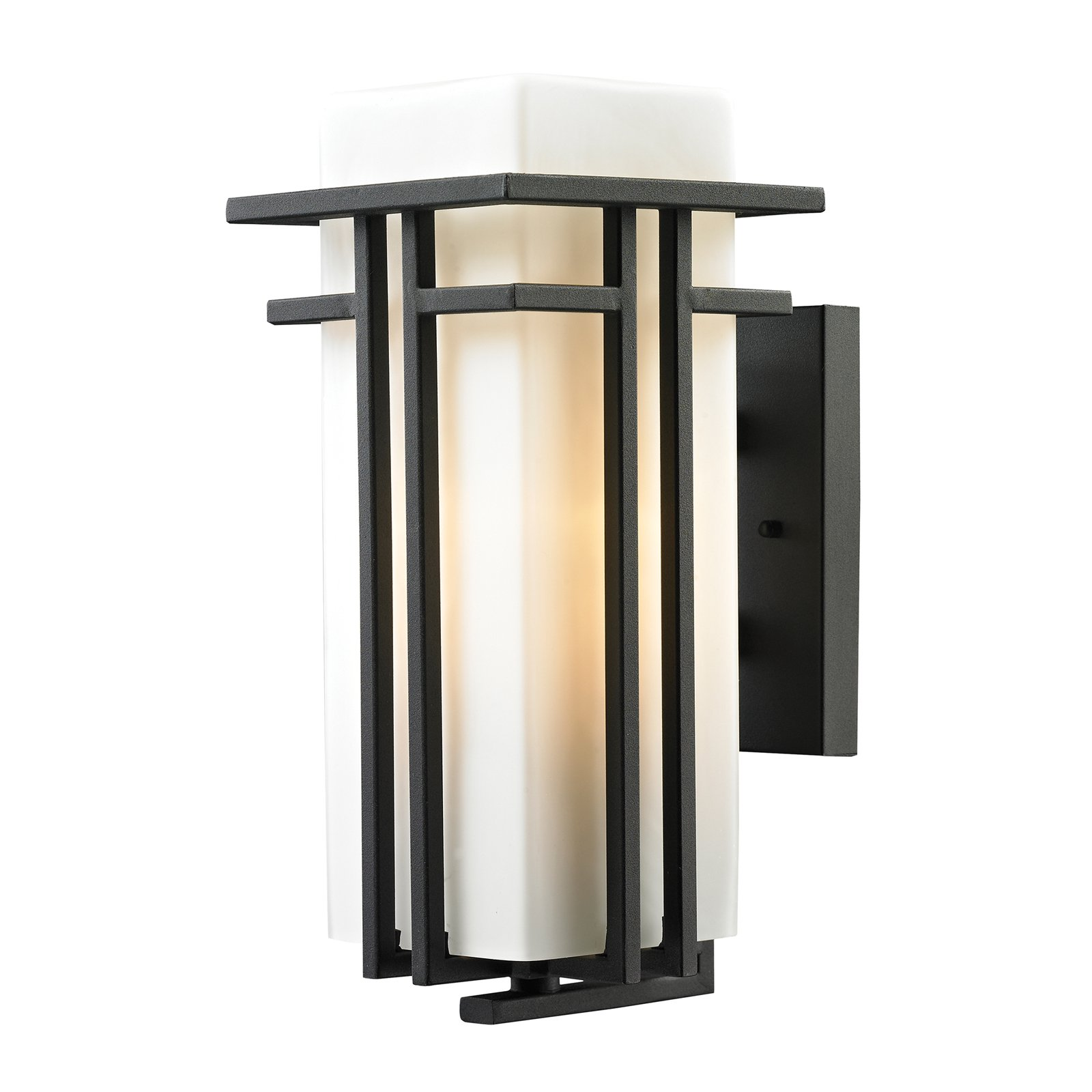 ELK Lighting Croftwell 4508 1-Light Outdoor Wall Sconce
