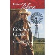 Cowboy Crush - eBook