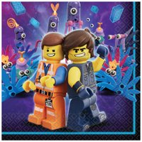 LEGO Movie 2 Lunch Napkins (16ct)