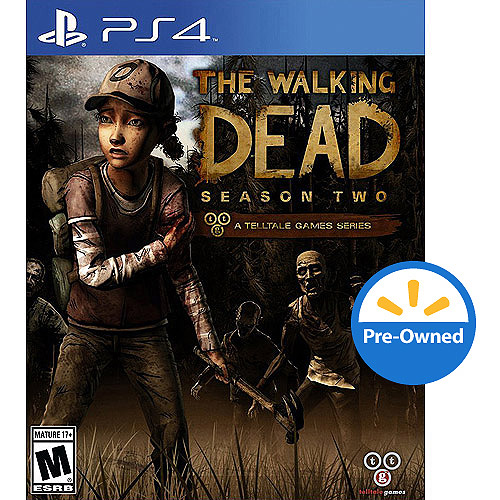 The Walking Dead: Season Two (PS4) - Pre-Owned